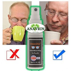 ~Clean2Go with ANAVRIN~...